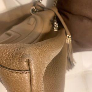 Gucci Bags - Gucci Soho Chain Tote